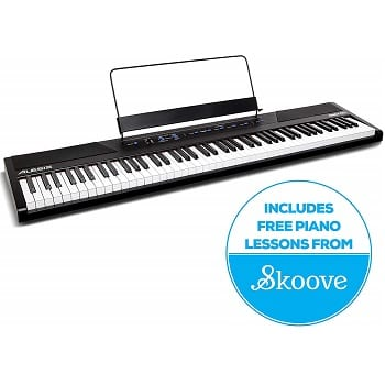 Alesis Recital | 88 Key Beginner Digital Piano