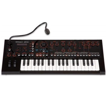 Roland, 37-Key Synthesizer