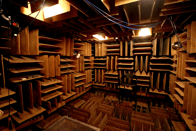 Quietest Room In World
