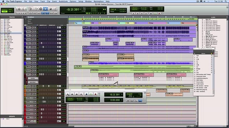 Using Pro Tools By Avid