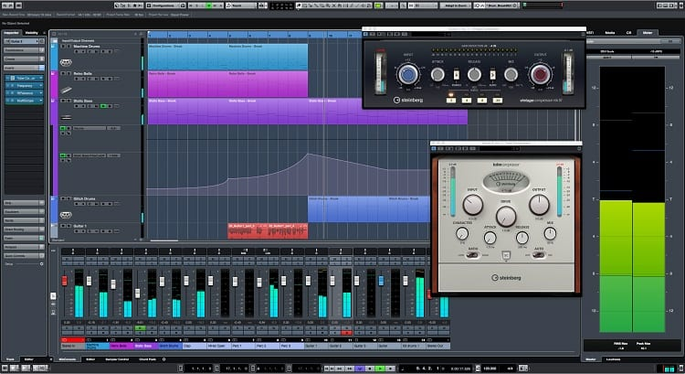 Using Cubase By Steinberg