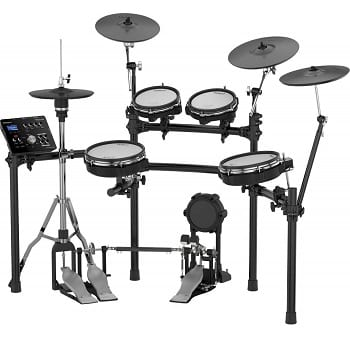 Roland High-performance, Mid-level Electronic V-Drum Set (TD-25KV)