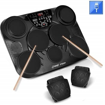PylePro Portable Drums