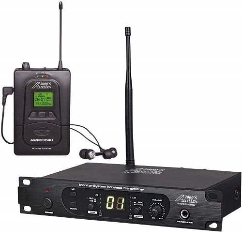 Audio 2000'S In-Ear Audio Monitor System