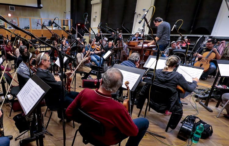 Recording Orchestral Music