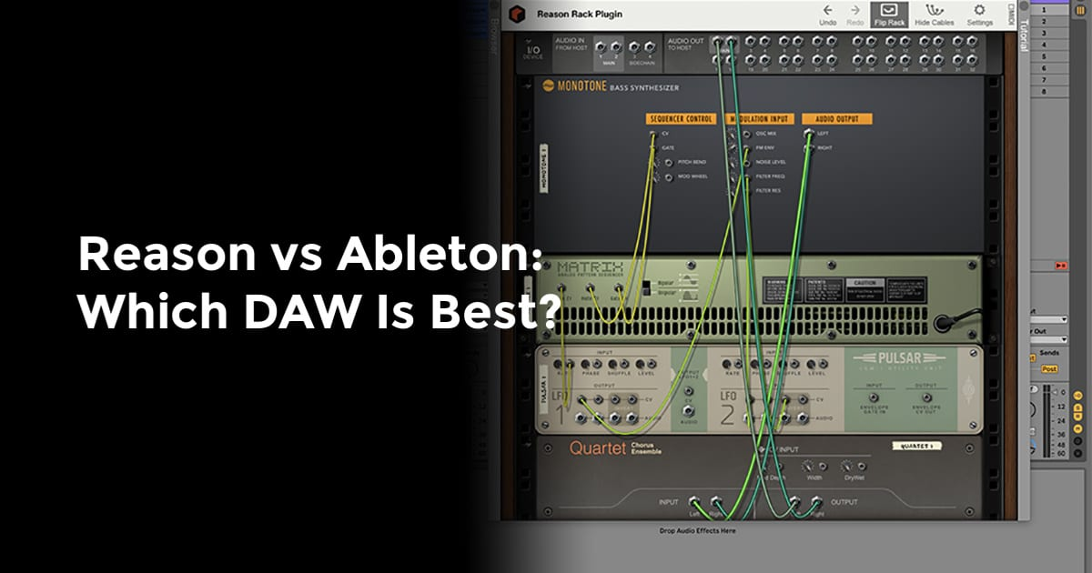 reason vs ableton