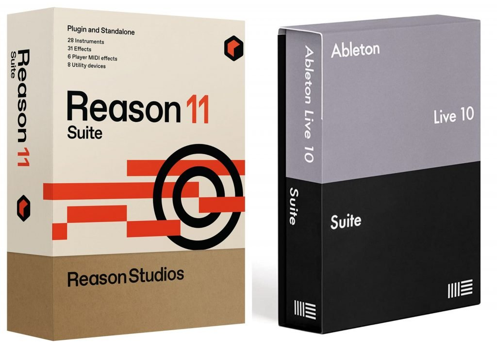 reason vs ableton: who wins?